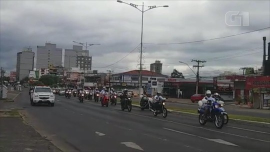 Carreata em Cachoeirinha lembra jovem morto por engano em hospital de São Leopoldo
