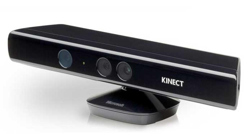 O primeiro Kinect fez grande sucesso (Foto: Divulgação/Microsoft)