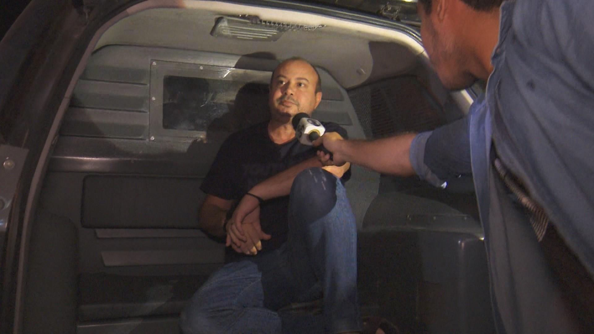 Empresário preso em SP por desvio no transporte escolar é transferido para RR