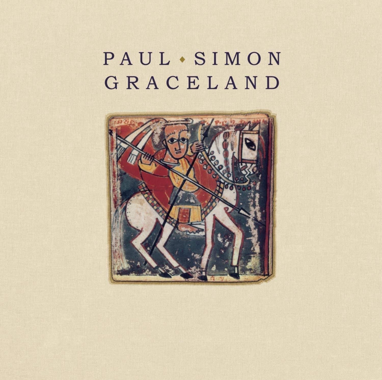 Graceland, de Paul Simon (Foto: Reprodução)