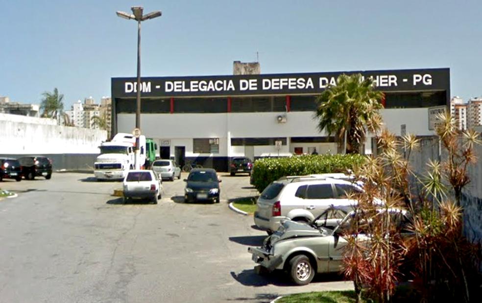 Caso está sendo investigado pela Delegacia de Defesa da Mulher (DDM), em Praia Grande, SP (Foto: Reprodução/Google)