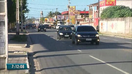 Mulher morre após cair da moto e ser atropelada por carro dirigido por marido, na PB