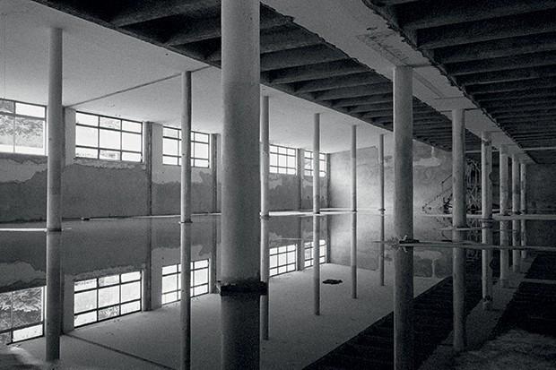 Foto do MAC Paulista, por Mauro Restiffe (Foto: Divulgação)