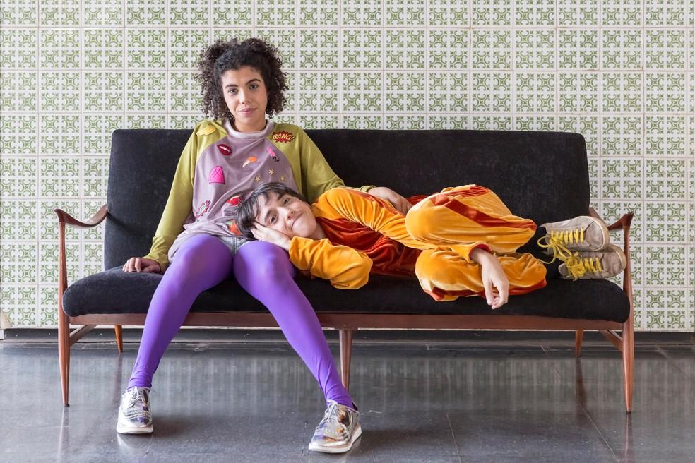 Personagens da peça infantil 'Deu trelelê na Família S.A', que será realizada no CCBB de Brasília (Foto: Deu trelelê na Família S.A/Divulgação)