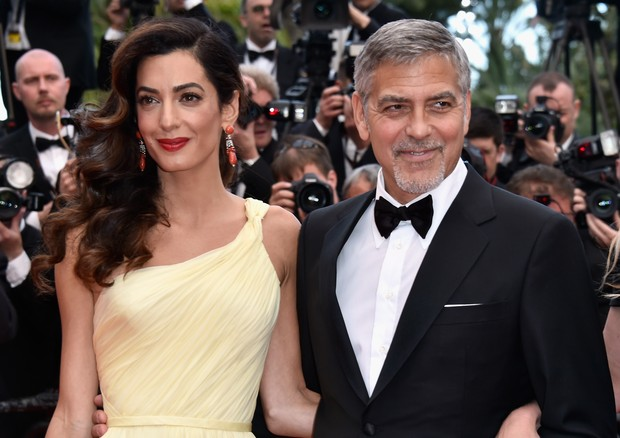 Amal e George Clooney (Foto: Getty Images)