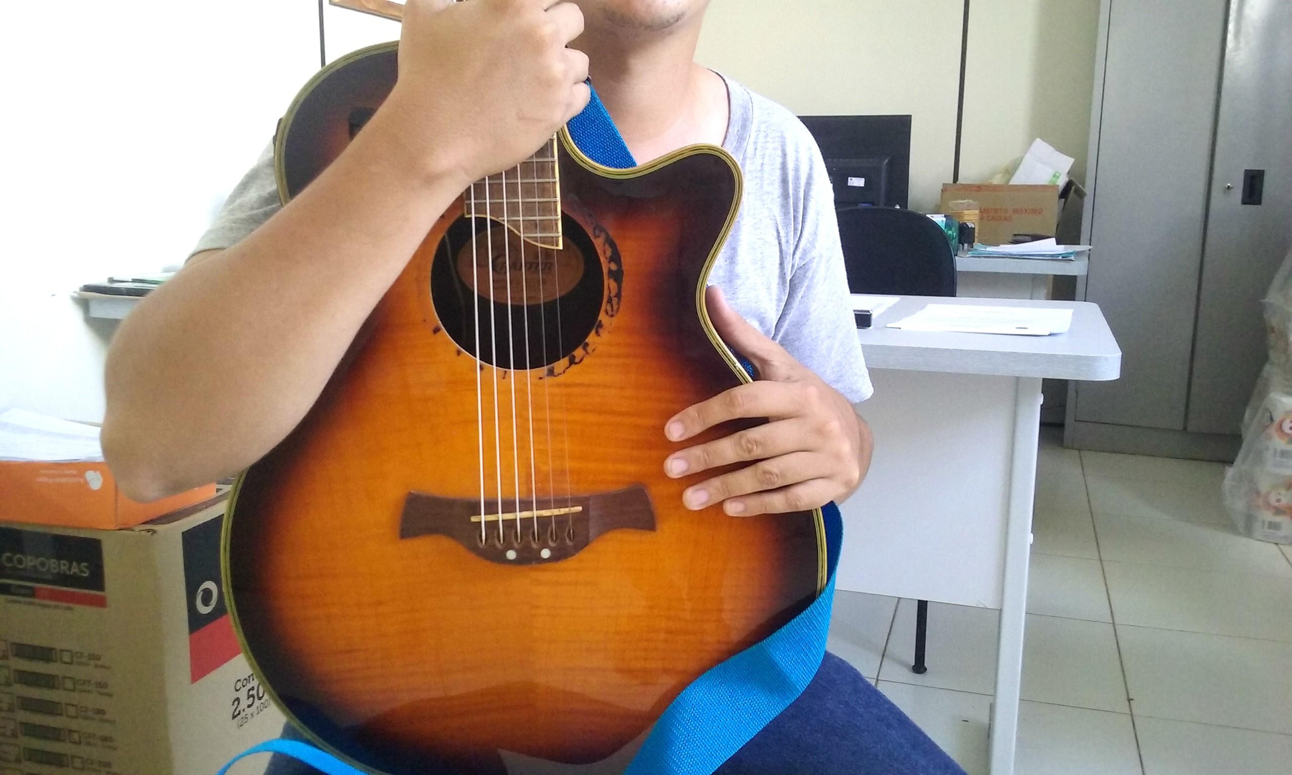 IF Sertão-PE abre inscrições de curso livre de violão para alunos iniciantes e de nível intermediário