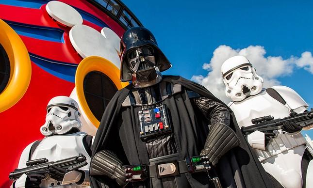 """""""Star Wars Day at Sea"""""""