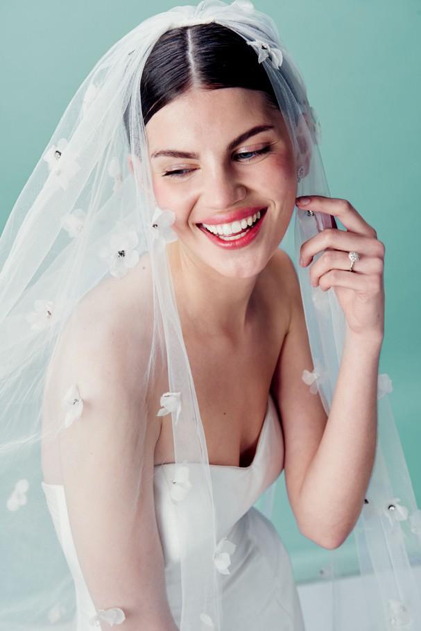 Beleza para noivas (Foto: Thiago Justo/Arquivo Vogue)