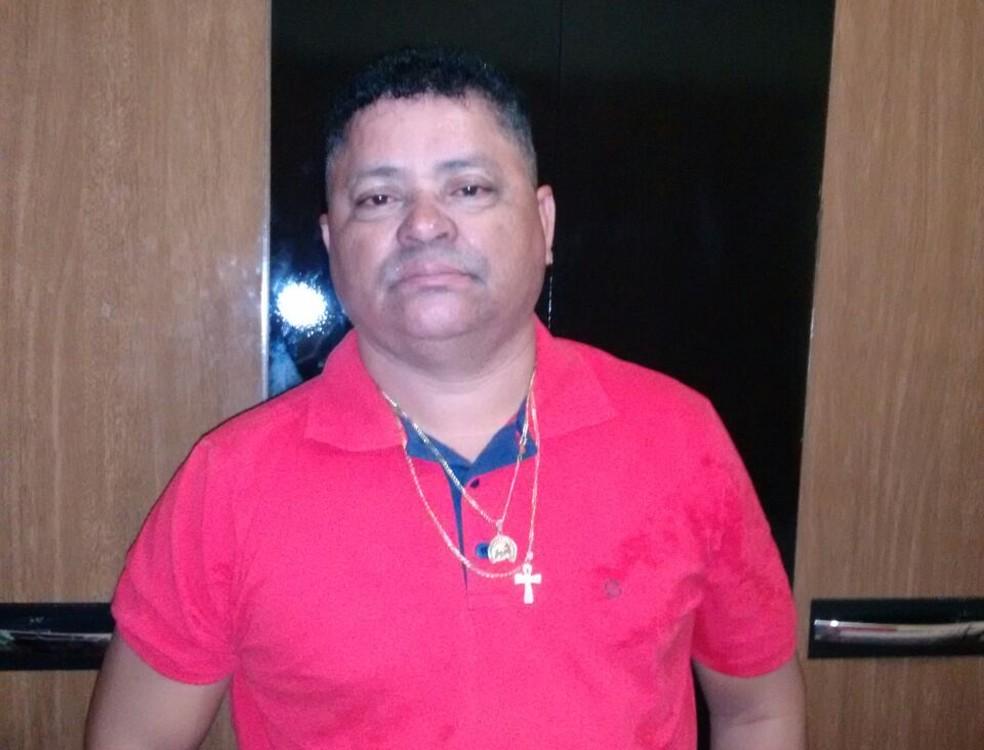 Sargento José Maria Rodrigues morreu após ser baleado em um bar  (Foto: Arquivo Pessoal)