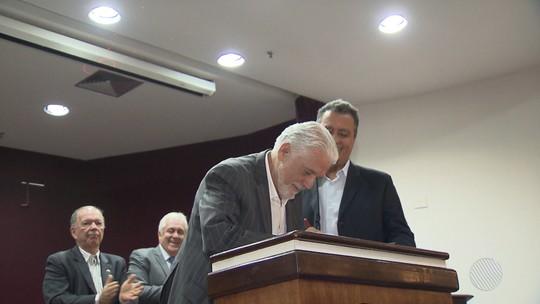 Agora secretário, Wagner diz que não se preocupa se terá foro privilegiado