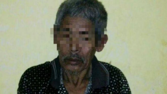 O curandeiro de 83 anos é acusado do crime (Foto: Divulgação)