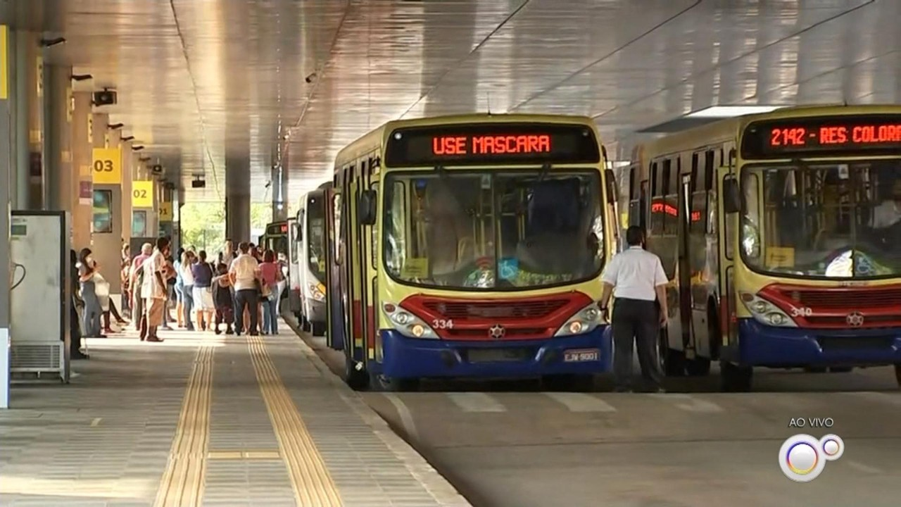 Novas linhas voltam a rodar no transporte público em Rio Preto nesta 3ª feira