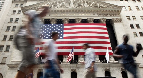 Bolsa de Nova York NYSE (Foto: Getty Images)