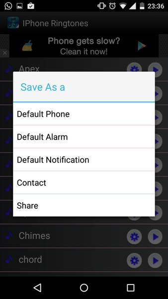 aplicativo para ringtone no iphone