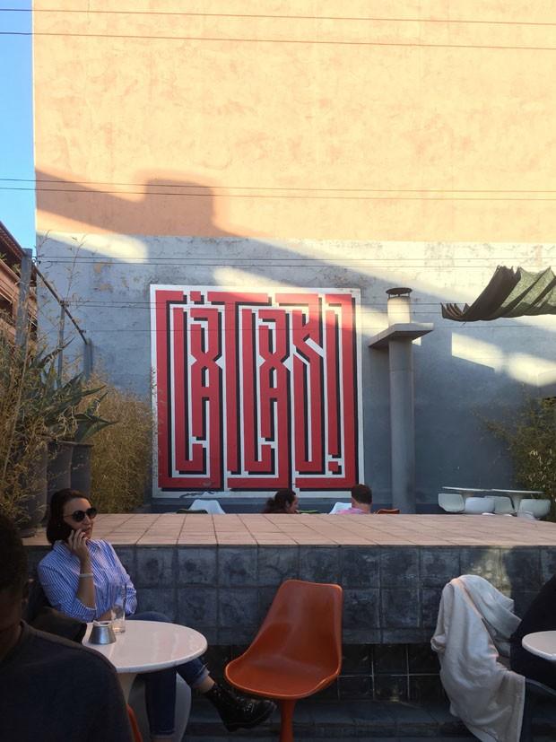 Roteiro de viagem: onde comer em Marrakech (Foto: Michell Lott)