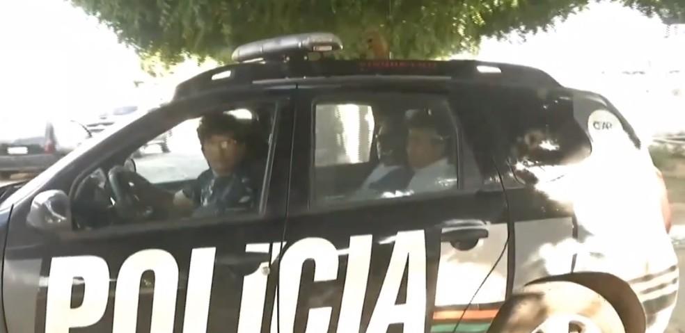 Gerentes foram presos em agosto suspeitos de intergar esquema criminoso milionário — Foto: TV Verdes Mares/Reprodução