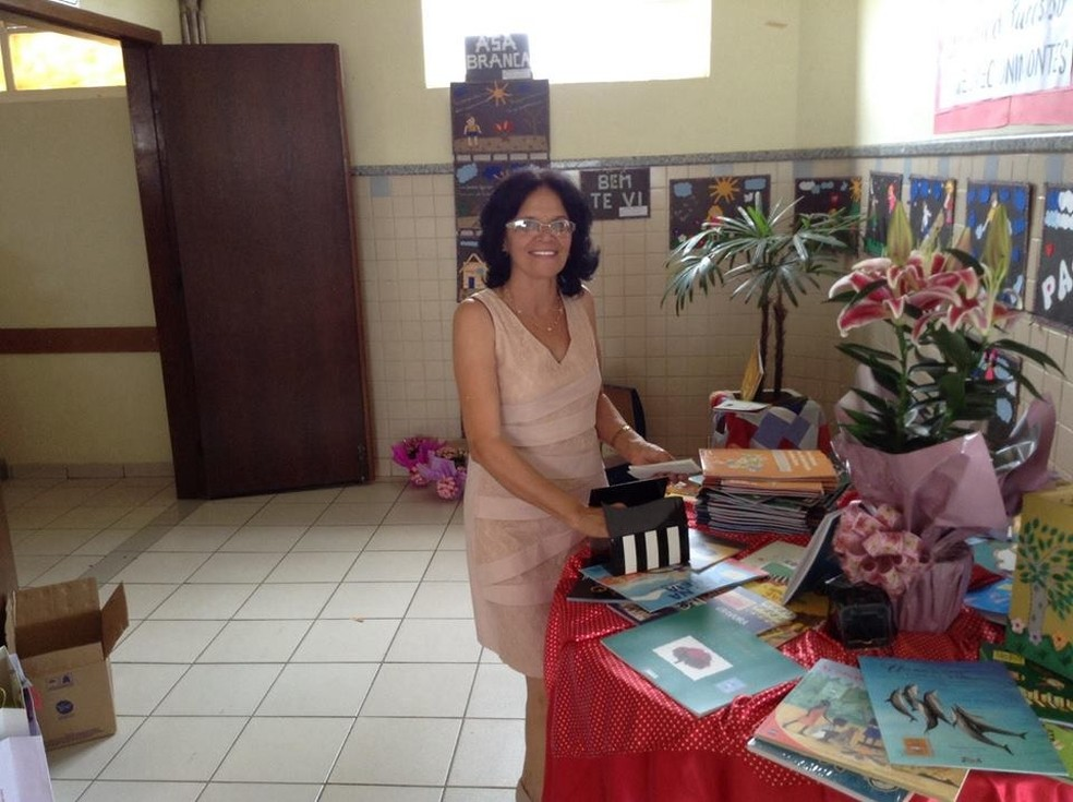 Servidora Rejane Veloso Rodrigues assume o cargo interinamente — Foto: Reprodução/Facebook