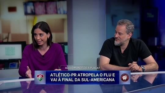 """Jornalista dimensiona finalíssima da Sul-Americana para o Furacão: """"Maior jogo da Arena da Baixada"""""""