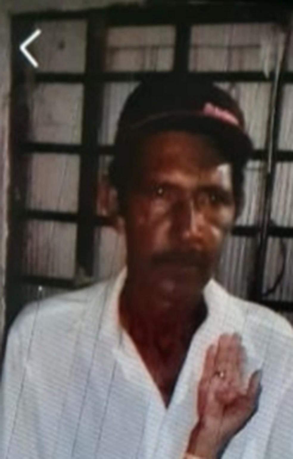 Antonio Ramos Escobar, de 58 anos, está preso — Foto: Divulgação