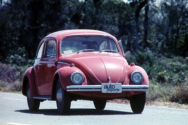 VW Fusca (Foto: Acervo Editora Globo)