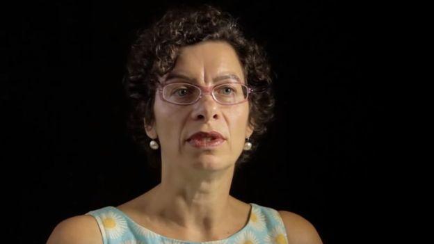 Jeanette Hofmann esteve em São Paulo para participar de evento na USP (Foto: Direito de imagemREPRODUÇÃO - ALEXANDER VON HUMBOLDT INSTITUT)