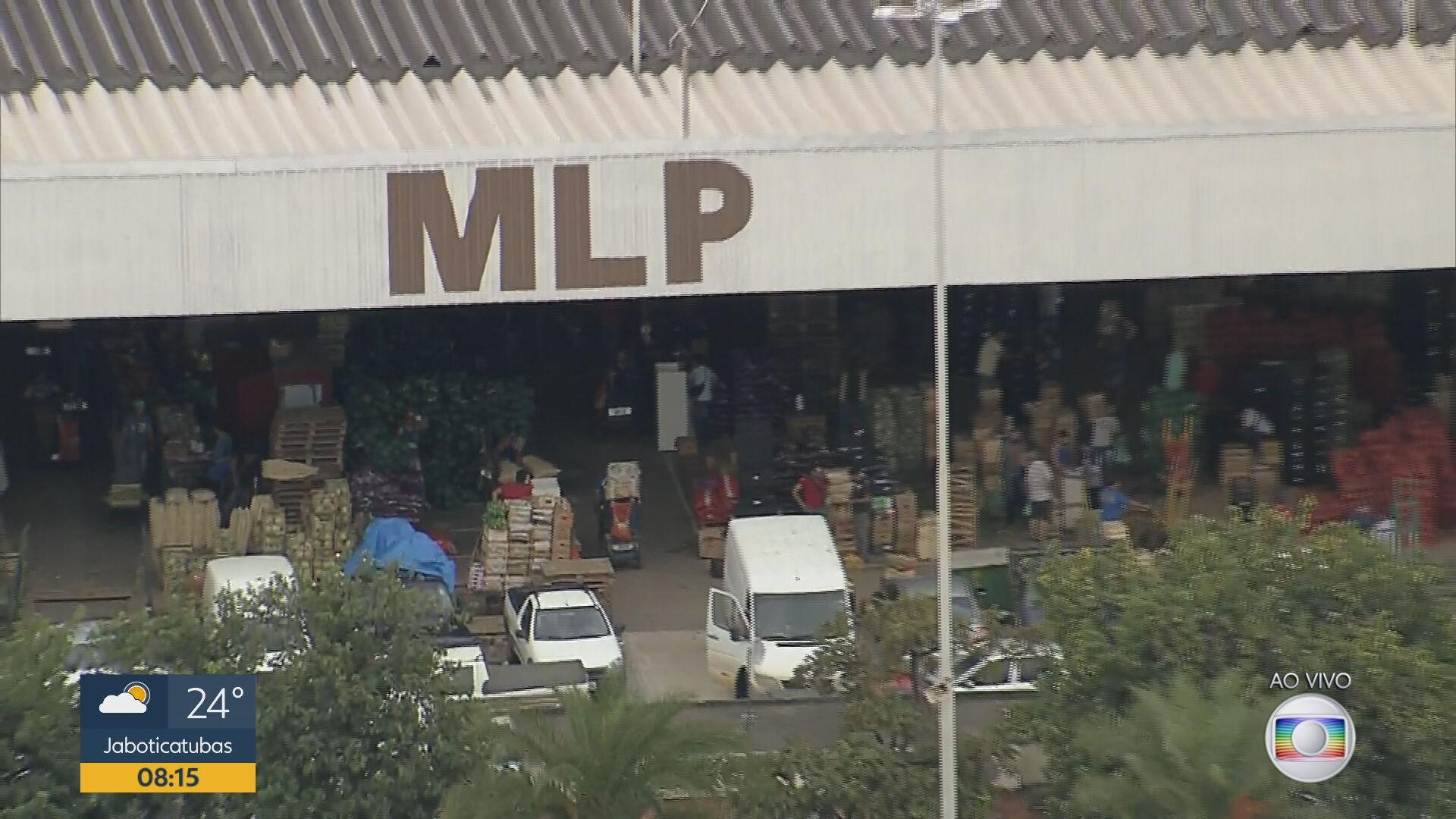 Polícia investiga vídeo postado por Bolsonaro que mostrava Ceasa da Grande BH vazia
