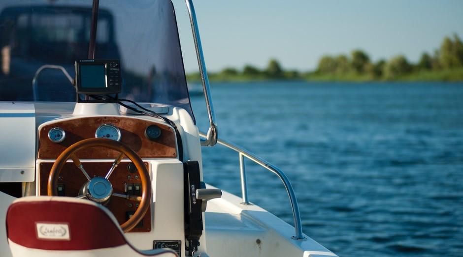 Iate; embarcação (Foto: Pexels)