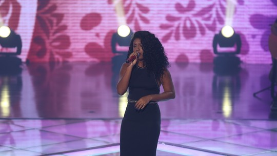 Mylena Jardim canta e encanta na Final do 'The Voice Kids'