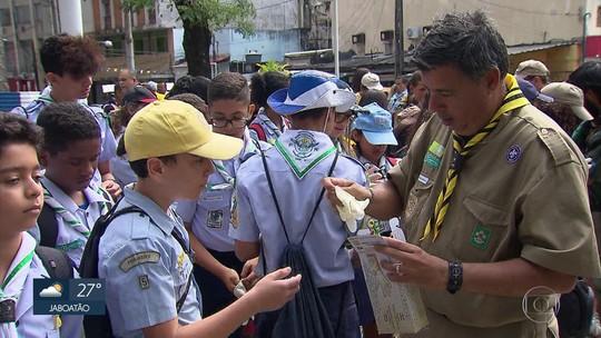 Dia Mundial de Limpeza é marcado por mutirão com apoio de voluntários no Grande Recife