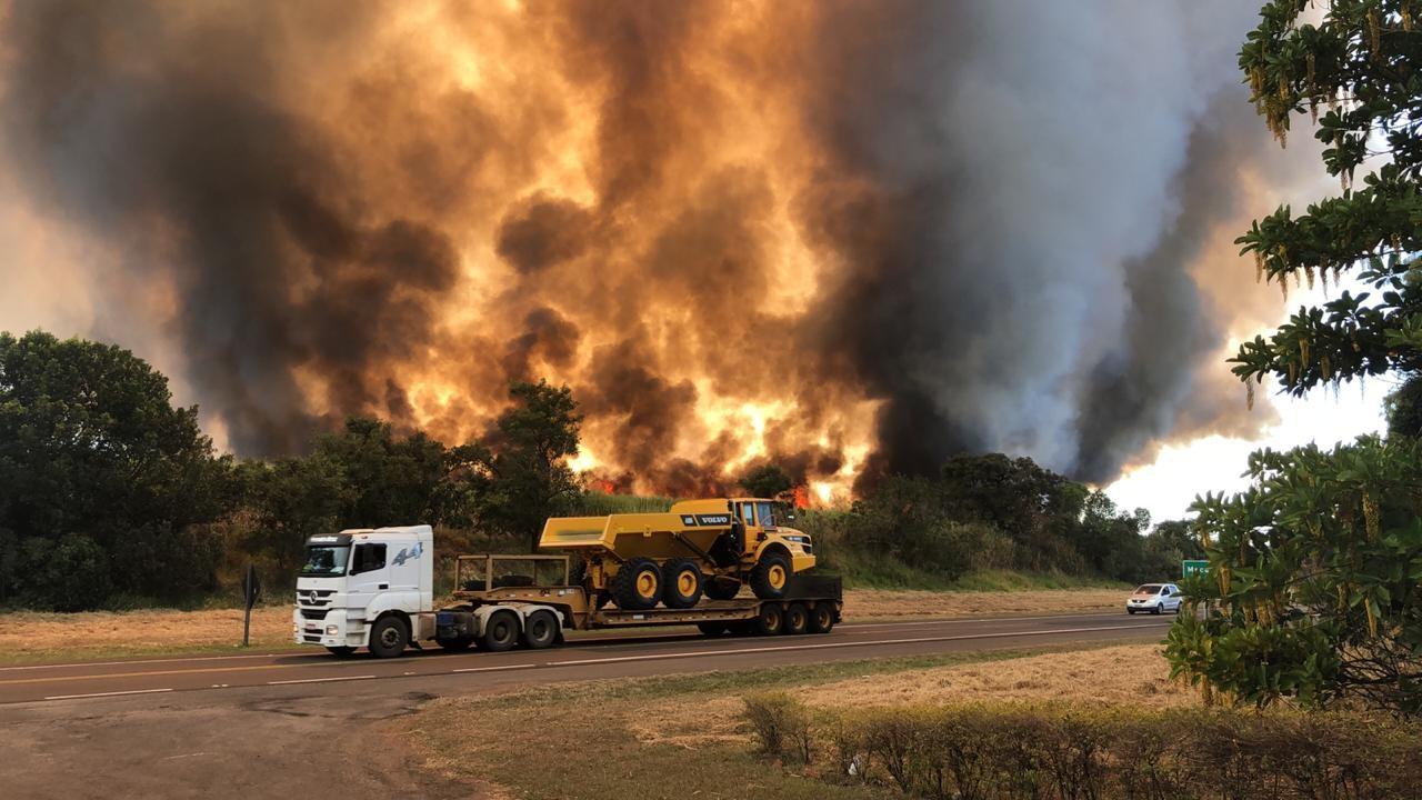 Prevenção ainda é a melhor estratégia contra incêndios nos canaviais