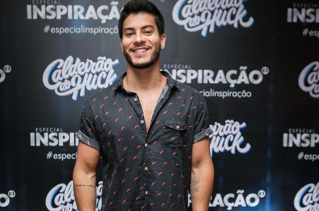 Arthur Aguiar (Foto: Rede Globo / Raquel Cunha)