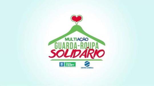 """A Campanha """"Guarda-roupa Solidário"""" continua. Faça sua doação"""