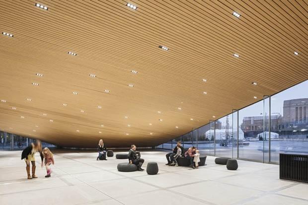City of Helsinki 20181203 Helsinki Central Library Oodi (Foto: ©2018 Tuomas Uusheimo: www.uu)