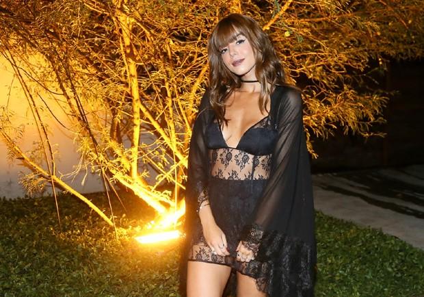 Giovanna Lancellotti (Foto: Brazil News)