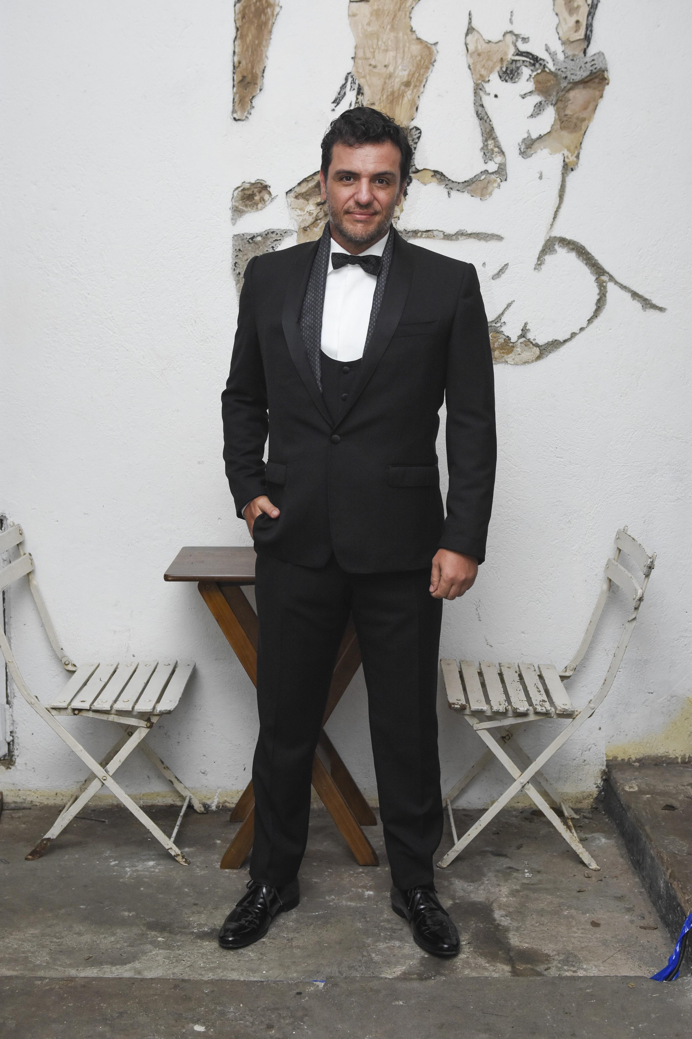 Rodrigo Lombardi (Foto: Francio de Holanda)