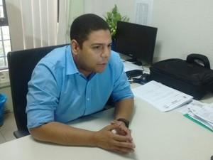 Habilitação do Detran-PI, Carlos Wilson Ferreira (Foto: João Cunha/G1)