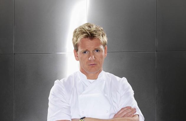 Gordon Ramsey, do 'Kitchen nightmares' (GNT) (Foto: Reprodução da internet)