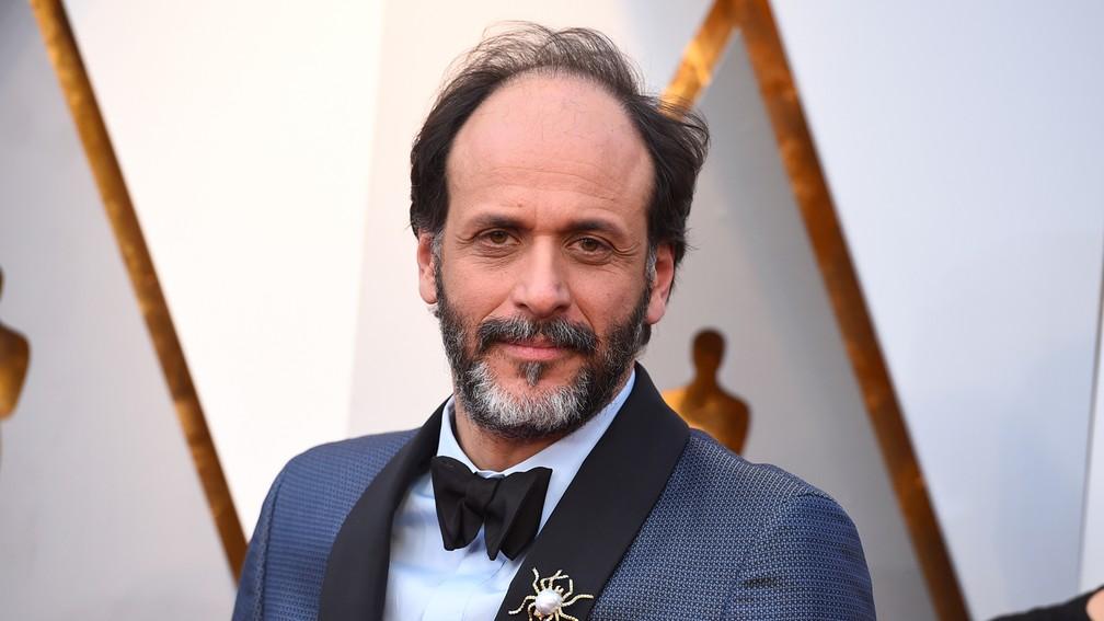 Luca Guadagnino, diretor de 'Me chame pelo seu nome', chega ao Oscar 2018 (Foto: Jordan Strauss/Invision/AP)