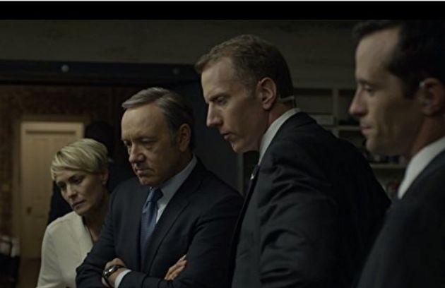 """Cena da segunda temporada de """"House of Cards"""": outro destaque do ano (Foto: Divulgação)"""