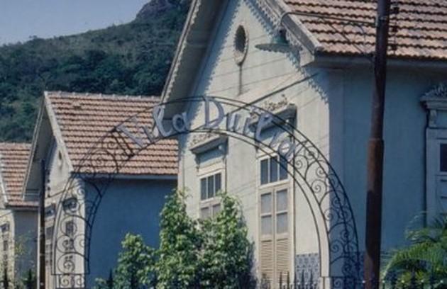 A cidade de Rochedo, no interior de Minas Gerais, serviu como a locação da fictícia Vila Feliz (Foto: Bazílio Calazans)