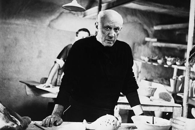 Pablo Picasso (Foto: art-sheep.com)