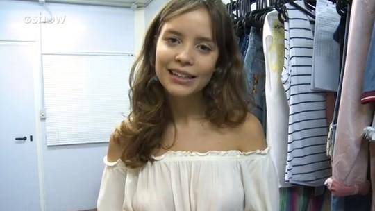 Joana Borges interpreta Tila, nova paixão de Rodolfo em 'Deus Salve o Rei'