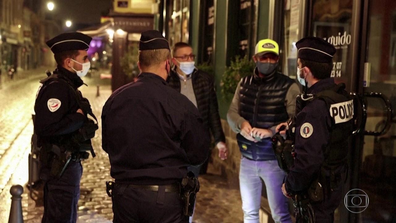 Pandemia volta a crescer e países Europeus adotam novas medidas restritivas