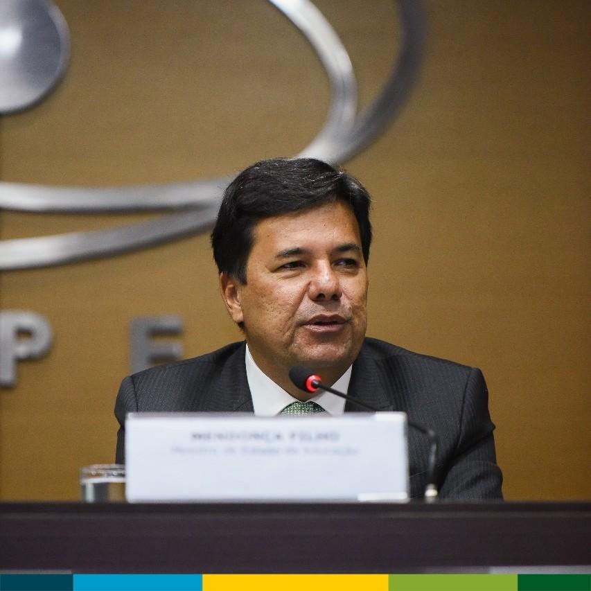 Ministro da Educação, Mendonça Filho (DEM/PE) (Foto: Divulgação)