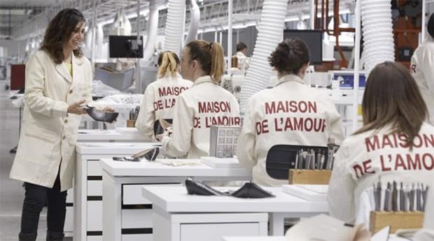 Com o ArtLab, Gucci quer trazer propostas inovadoras para sua produção industrial  (Foto: Divulgação / Gucci)