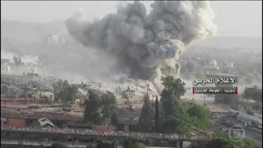 Estado Islâmico concorda em deixar região de Damasco após acordo com governo sírio