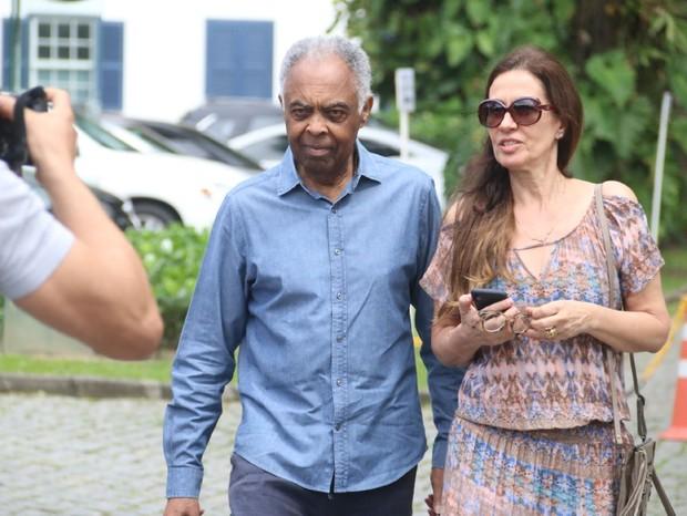 Gilberto Gil (Foto: Daniel Pinheiro/AgNews)