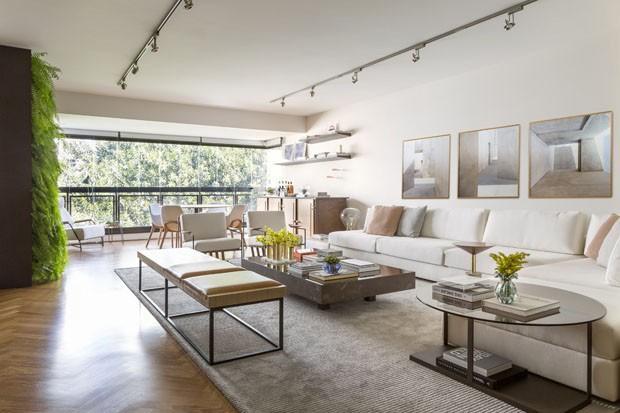 10 casas e apartamentos para receber amigos (Foto: Divulgação)