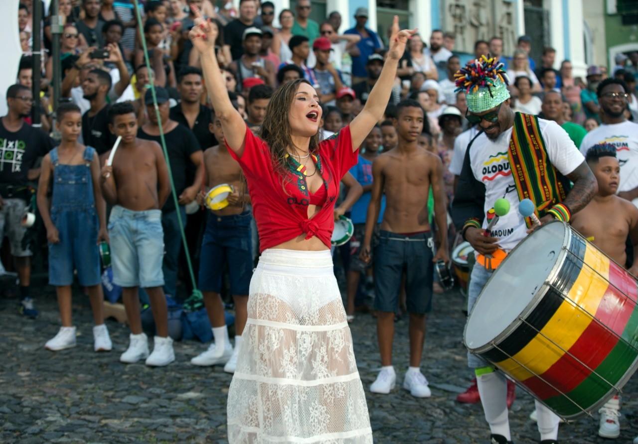 """Claudia Leitte lança """"Saudade"""" (Foto: Divulgação/ Osmar Gamma)"""