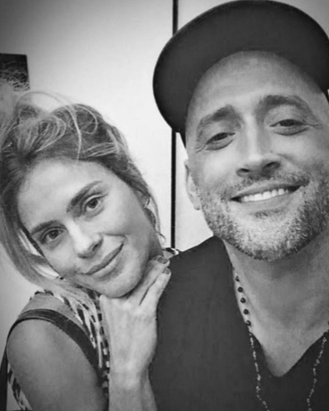 Carolina Dieckmann e Paulo Gustavo (Foto: Reprodução/Instagram)